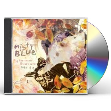 Misty Blue 3/4 SENTIMENTAL STEADY SELLER CD
