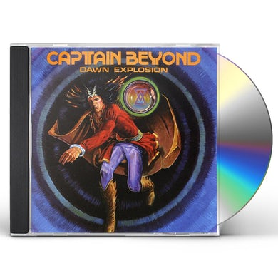 Captain Beyond DAWN EXPLOSION CD