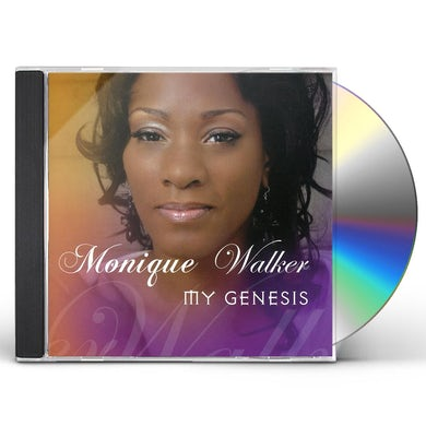Monique Walker MY GENESIS CD