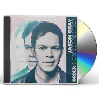 Jason Gray Order CD