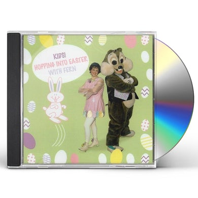 KIDS! HOPPING INTO EASTER WITH FERN CD
