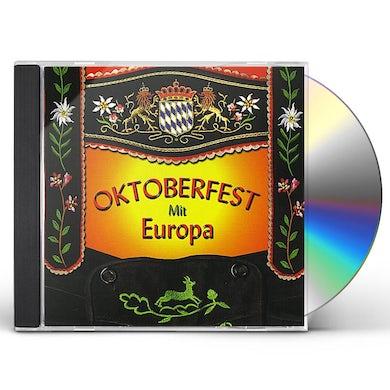 OKTOBERFEST MIT EUROPA CD