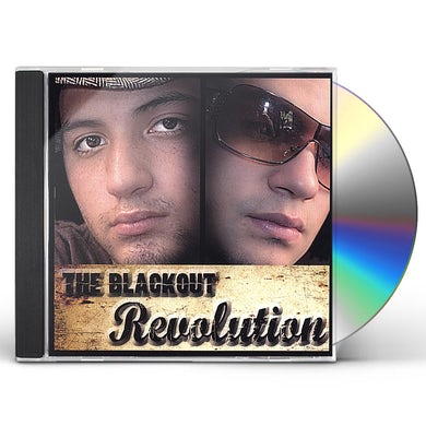 Blackout REVOLUTION CD
