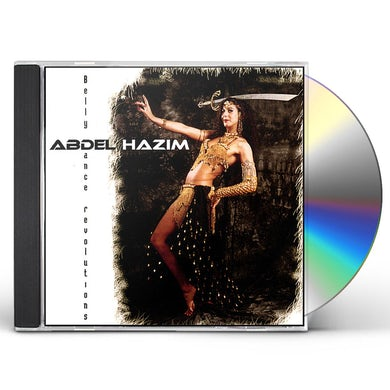 Abdel Hazim BELLYDANCE REVOLUTIONS CD