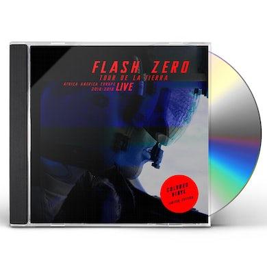 Flash Zero TOUR DE LA TIERRA CD