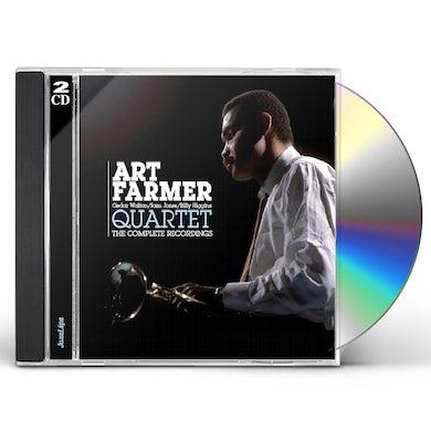 Art Farmer COMPLETE RECORDINGS CD