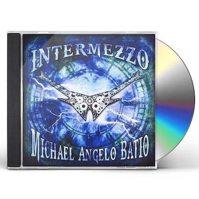 Michael Angelo Batio INTERMEZZO CD