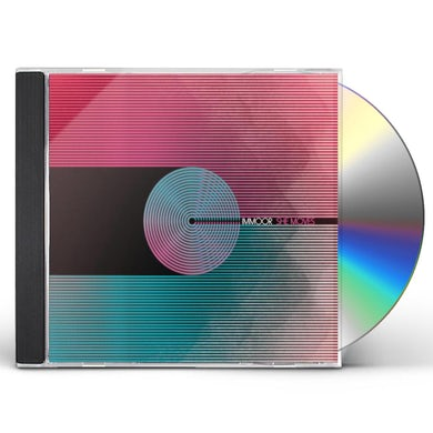 SHE MOVES CD