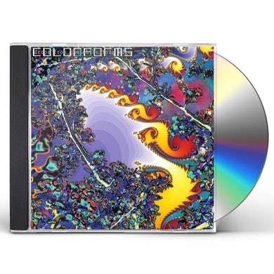 Colorforms DROPS FROM THE UBIQUITOUS EDGE CD