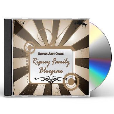 Rigney Family Bluegrass FAMILIAR PATHS CD