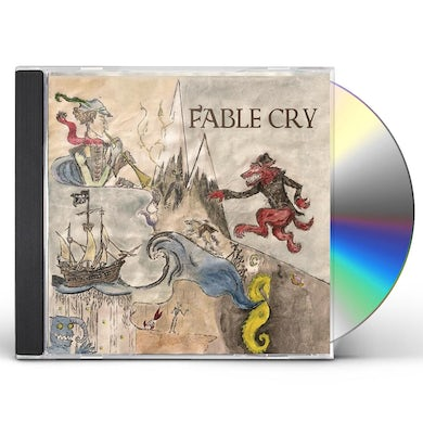 Fable Cry CD