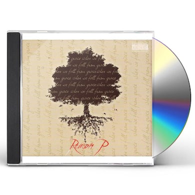Reason P WHEN WE FALL FROM GRACE CD