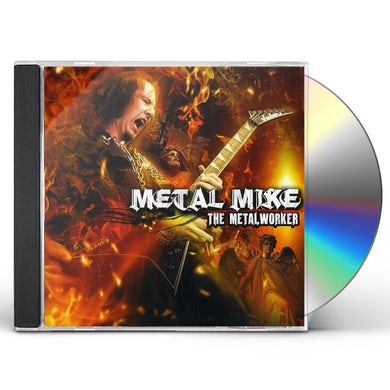 Metal Mike METALWORKER CD