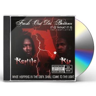 Rip FRESH OUT DA BOTTUM CD
