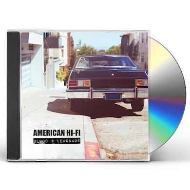 American Hi-Fi BLOOD & LEMONADE CD