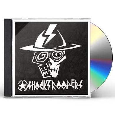 Shocktroopers CD