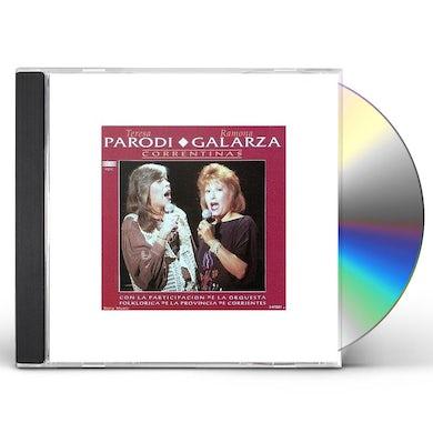 Teresa Parodi CORRENTINAS CD