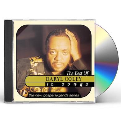 Best of Daryl Coley: Ten Songs CD