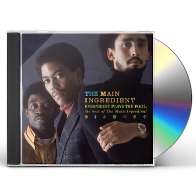 Best of The Main Ingredient CD