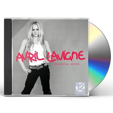 Avril Lavigne ESSENTIAL MIXES CD