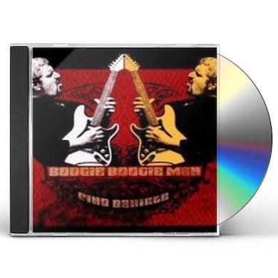 Pino Daniele BOOGIE BOOGIE MAN CD