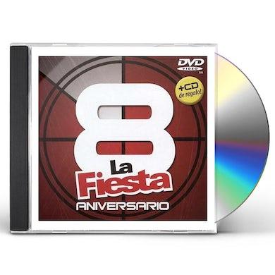 Fiesta FORJA 2010 CD