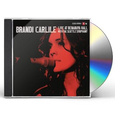 Brandi Carlile  Live At Benaroya Hall With The Seattle Symphony CD