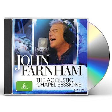 John Farnham ACOUSTIC CHAPEL SESSIONS CD