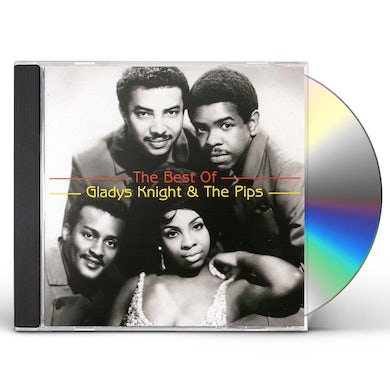 Gladys Knight & The Pips BEST OF CD