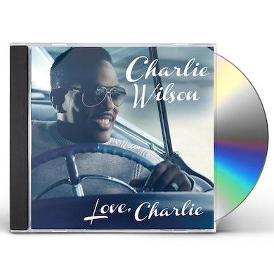 Charlie Wilson LOVE CHARLIE CD