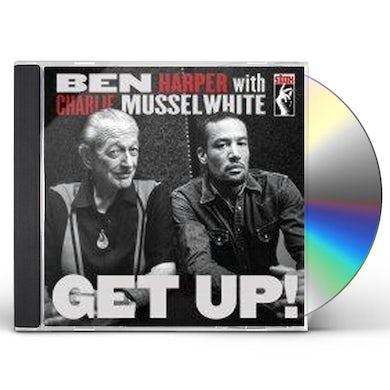 Ben Harper GET UP CD