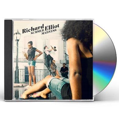 Richard Elliot SUMMER MADNESS CD