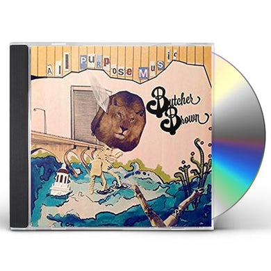 ALL PURPOSE MUSIC CD