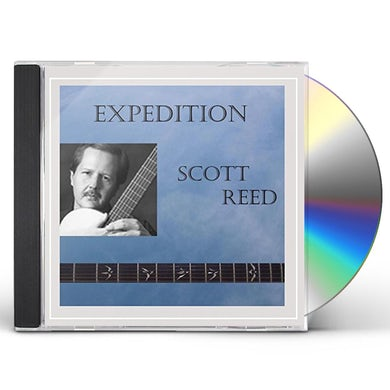 Scott Reed EXPEDITION CD