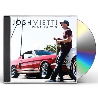 Josh Vietti PLAY TO WIN CD