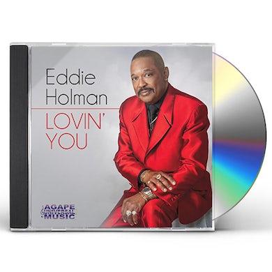 Eddie Holman LOVIN' YOU CD