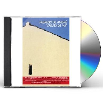 Fabrizio De André CREUZA DE MA CD