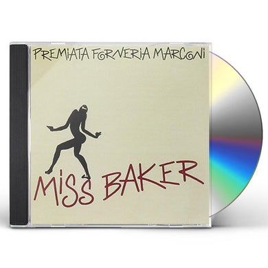 Premiata Forneria Marconi MISS BAKER CD