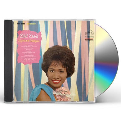 Ethel Ennis MY KIND OF WALTZTIME CD