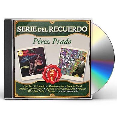 Perez Prado SERIE DEL RECUERDO CD