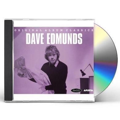 Dave Edmunds ORIGINAL ALBUM CLASSICS CD