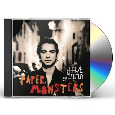 Dave Gahan PAPER MONSTERS CD