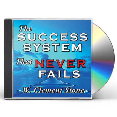 W. Clement Stone SUCCESS SYSTEM THAT NEVER FAILS CD