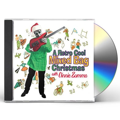 Vinnie Zummo RETRO COOL MIXED BAG CHRISTMAS CD