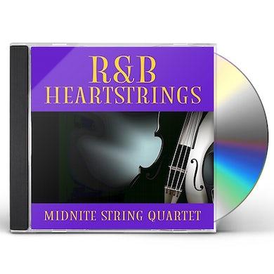 Midnite String Quartet R&B HEARTSTRINGS (MOD) CD