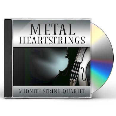 Midnite String Quartet METAL HEARTSTRINGS (MOD) CD