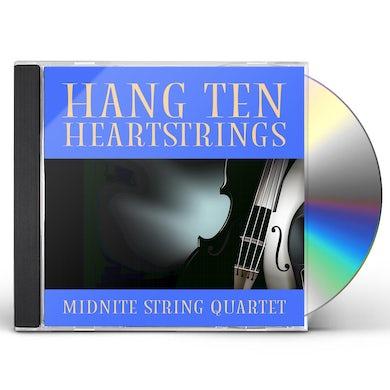 Midnite String Quartet HANG TEN HEARTSTRINGS (MOD) CD