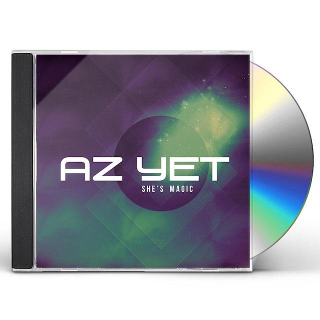 Az Yet SHE'S MAGIC CD