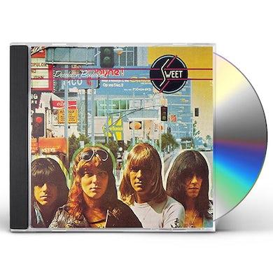 Sweet DESOLATION BOULEVARD CD