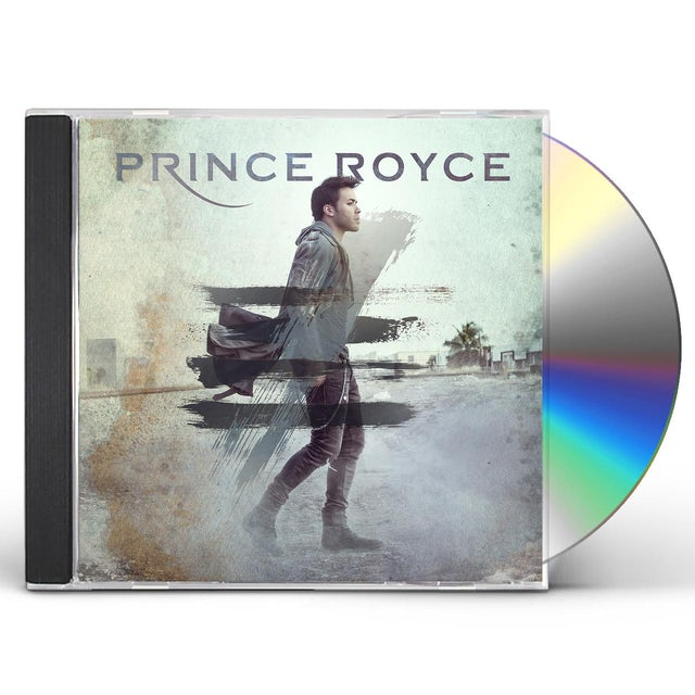 Prince Royce FIVE CD